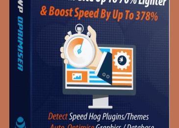 WP Optimiser Review + BEST WordPress Based Bonuses + Pricing
