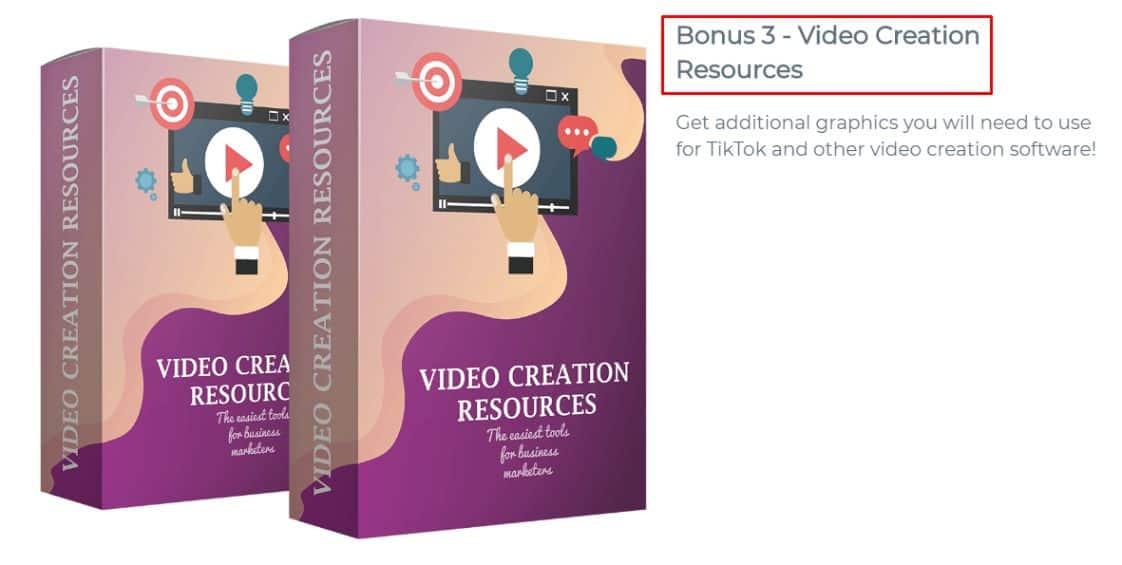 VideoTik Best Bonus