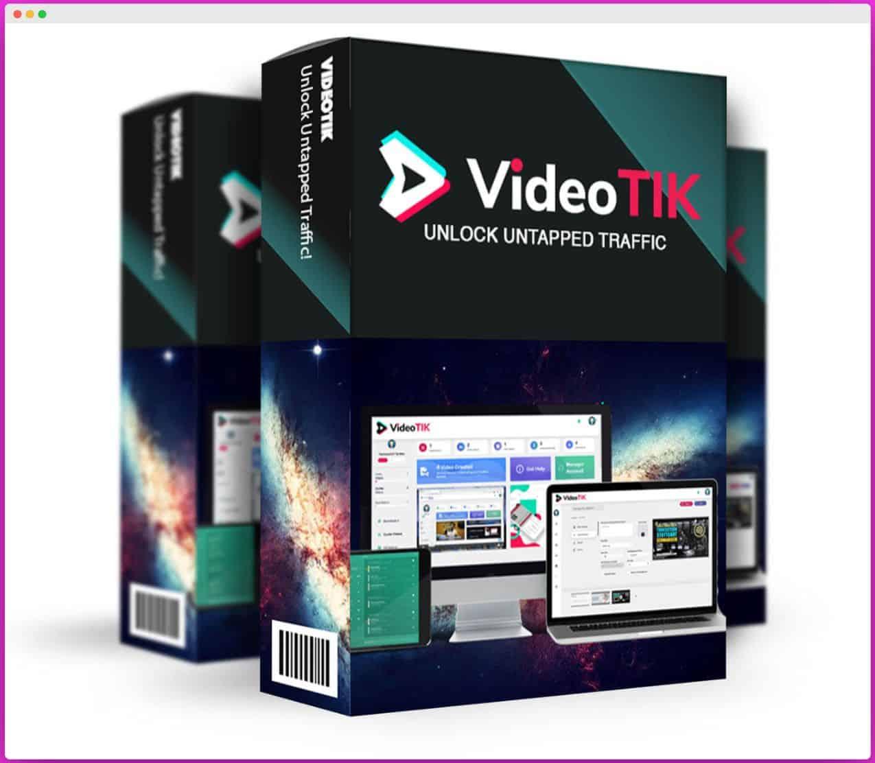 VideoTik Review + OTO Details + Best Bonuses