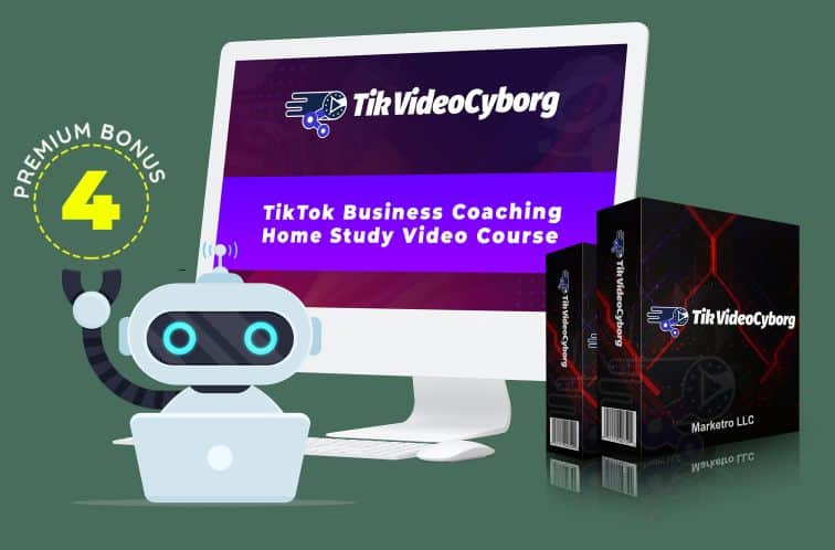 Best TikVideoCyborg Bonus
