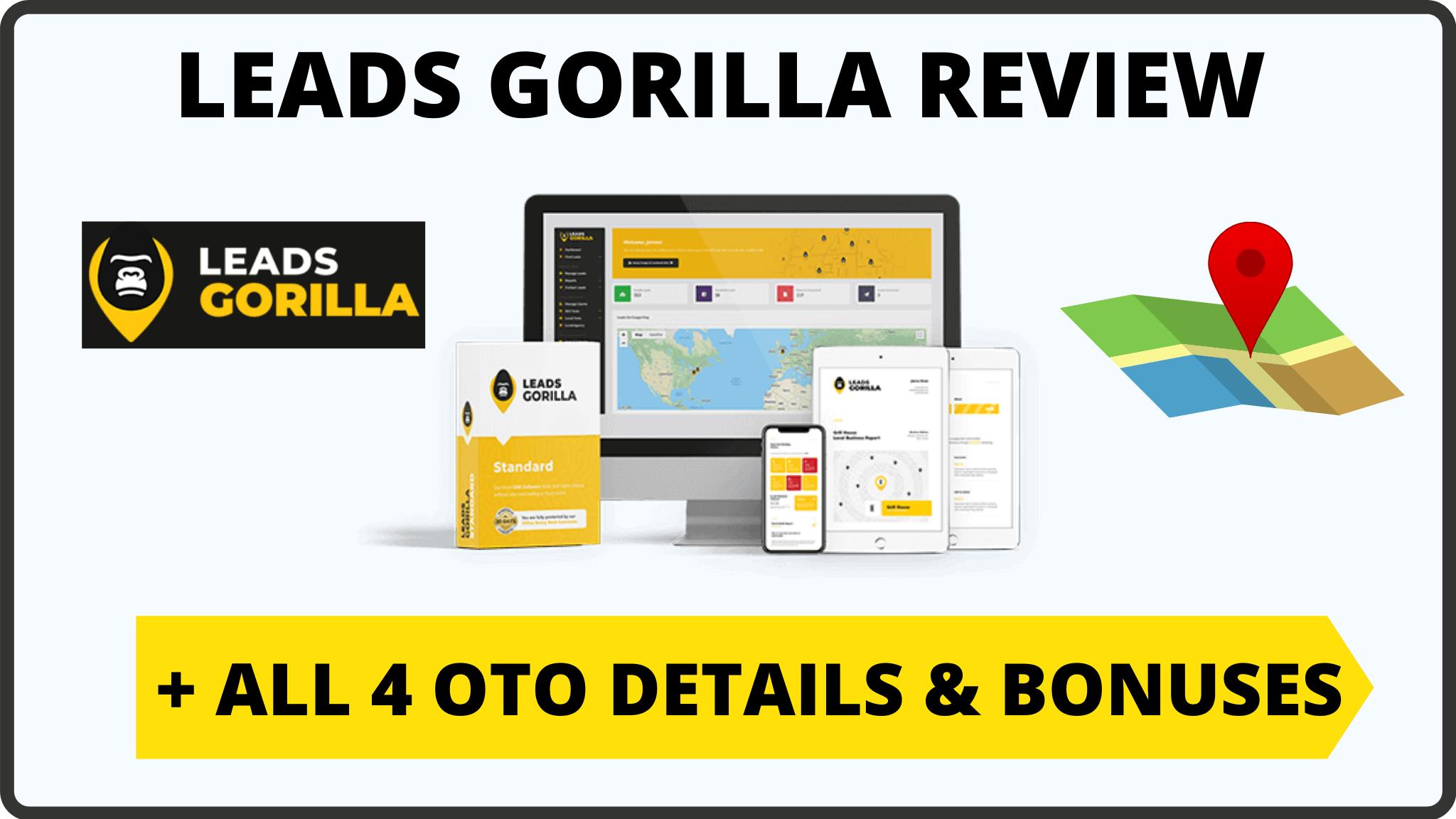 Leads Gorilla