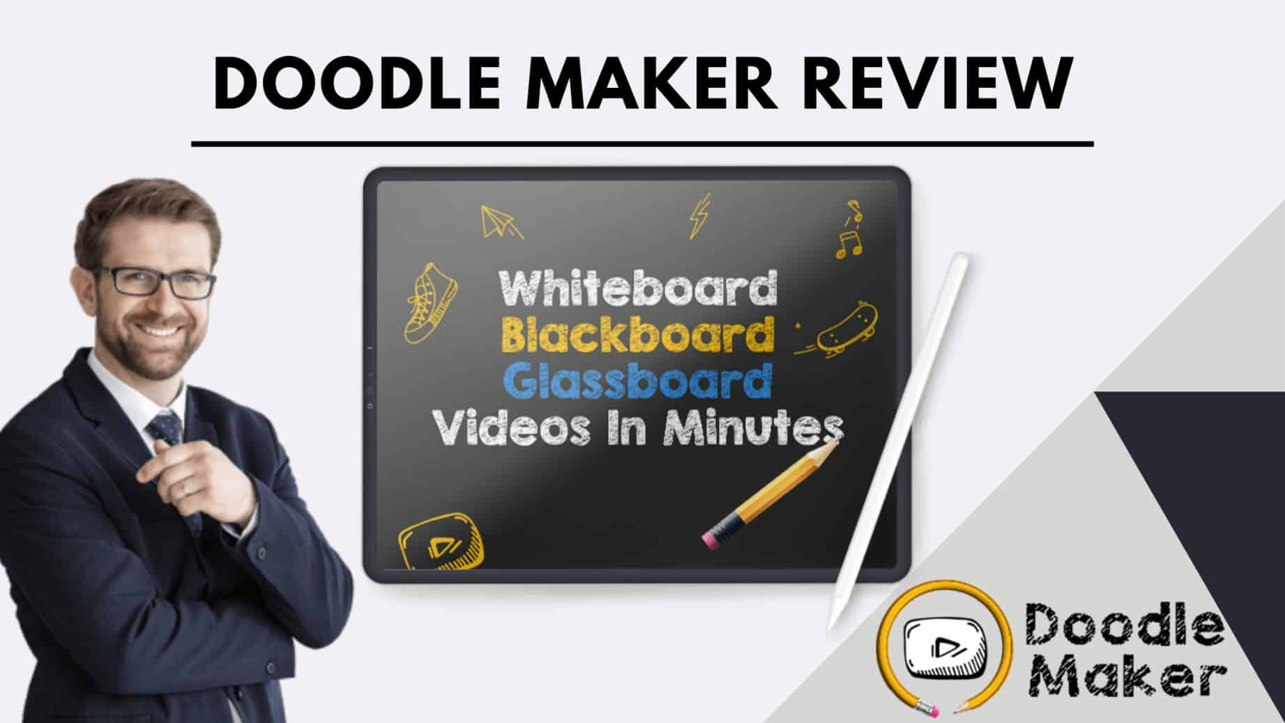 Doodle Maker Review & Special Bonus