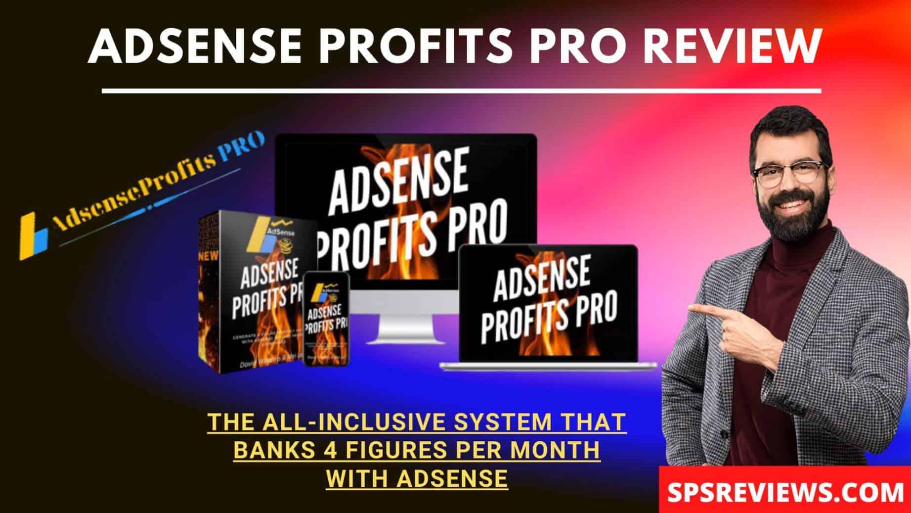AdSense Profits PRO Review