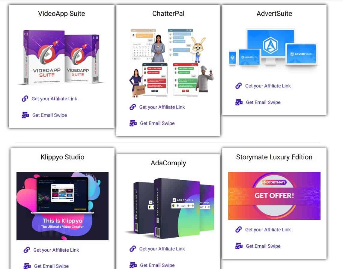 DFY Review Funnel Review - 30 High Converting Products