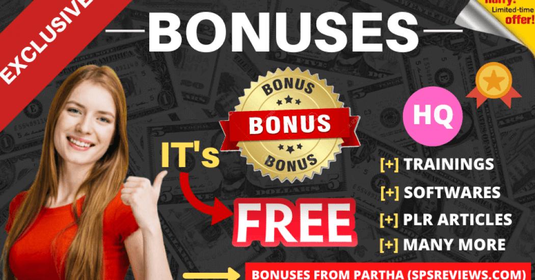SPS Reviews Bonus