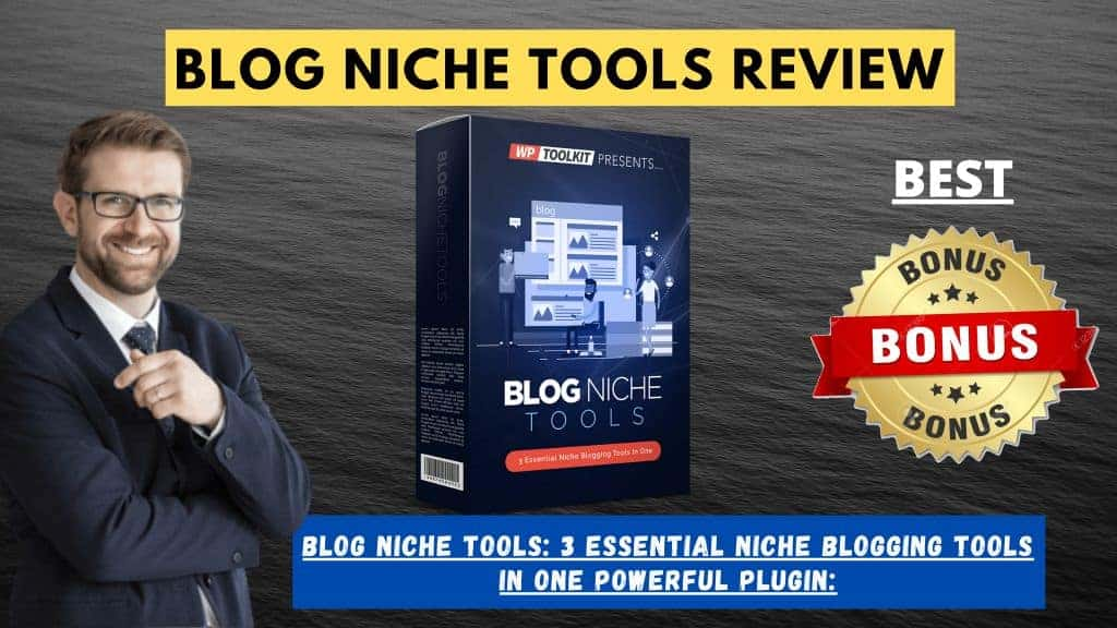 Blog Niche Tools Review By SPSReviews