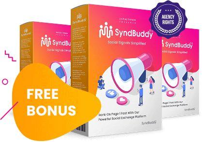 Bonus 1 Agency Rights To SyndBuddy