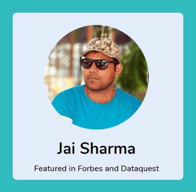 Jai Sharma - The Creator of Postley