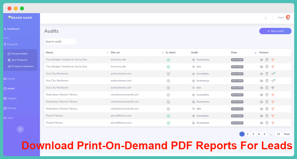 ADA Leadz Review - Download Print-On-Demand PDF Reports For Leads