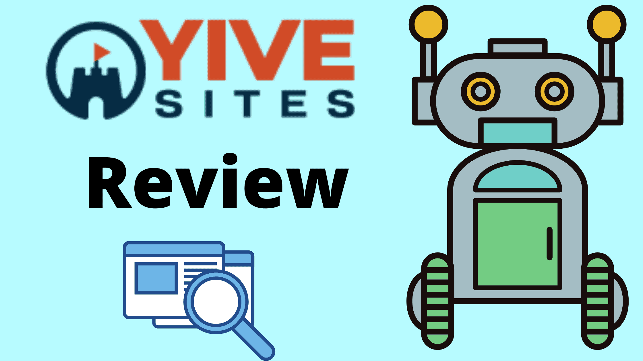 YIVE Sites Review