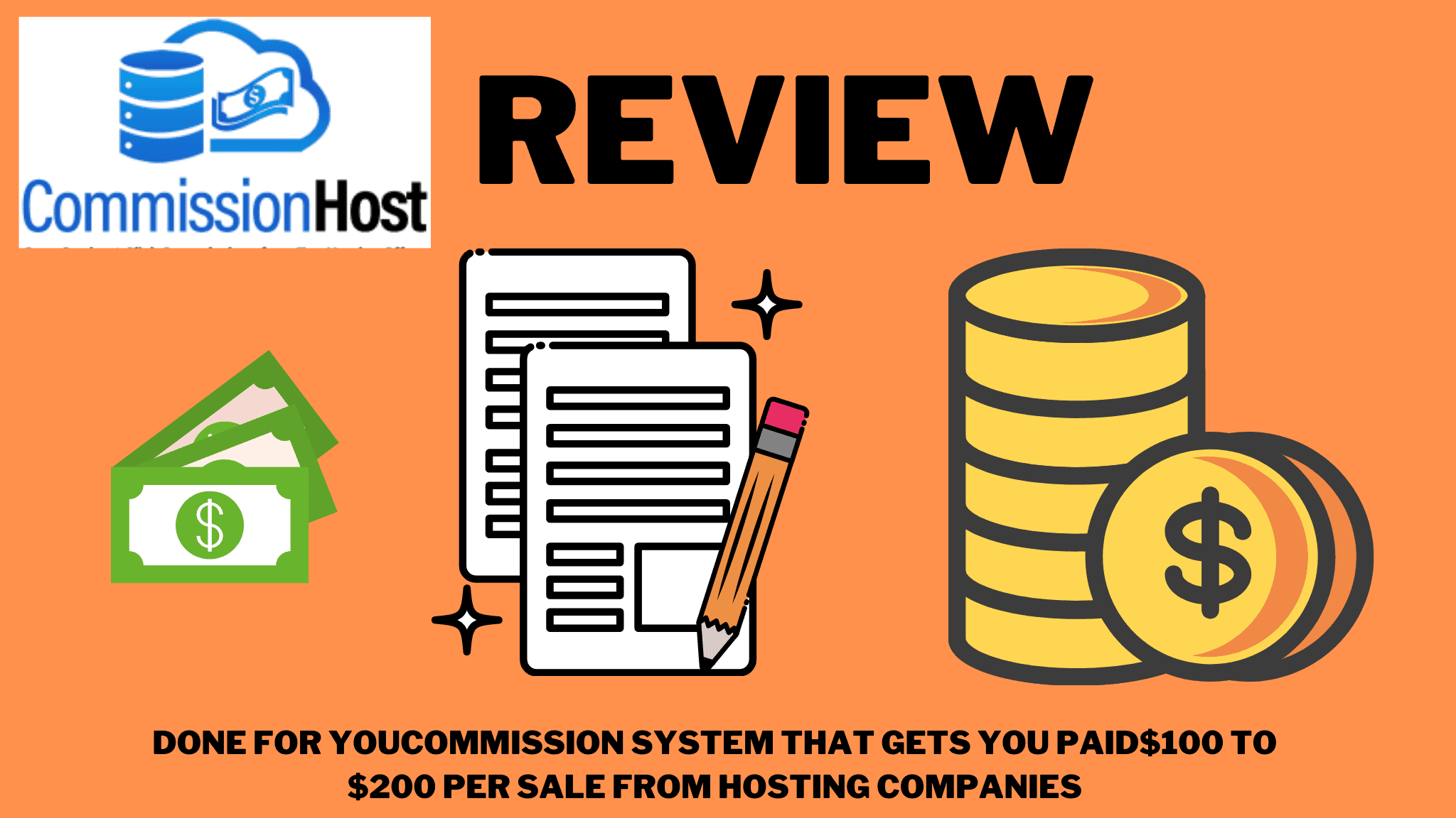 Commission Host Review