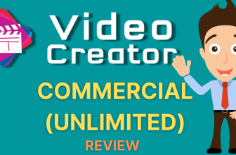 VideoCreator Commercial Review (Unlimited)