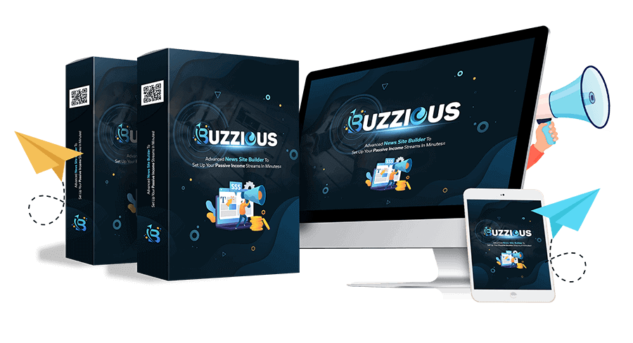 Buzzious Review - Curate Trending Content From Top Sources And Create Multiple Viral News Sites