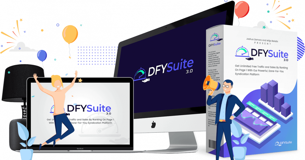 DFY Suite 3.0 Coupon Code