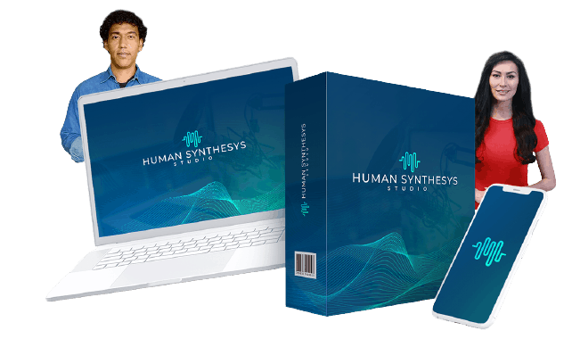 Human Synthesys Studio Review - Humans Charectors