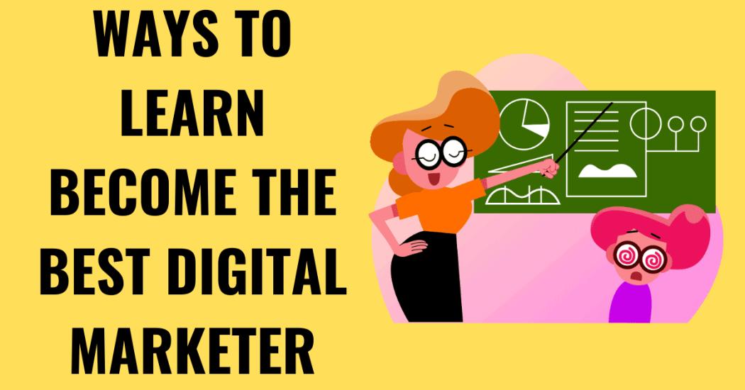 Become Digital Marketer