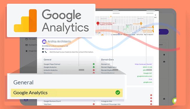 ClientFinda Review: Find Google Analytics