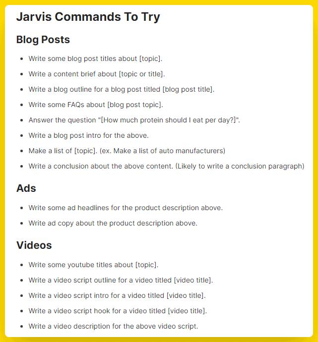 Jarvis.ai Boss Mode