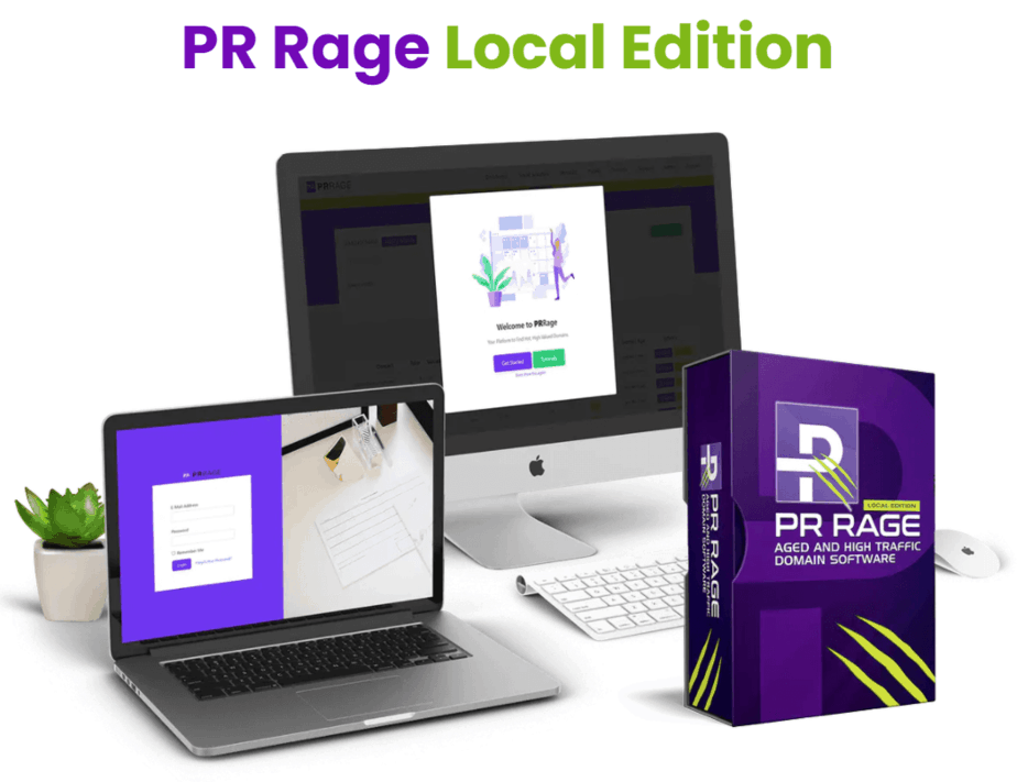 PR Rage Local Edition Review