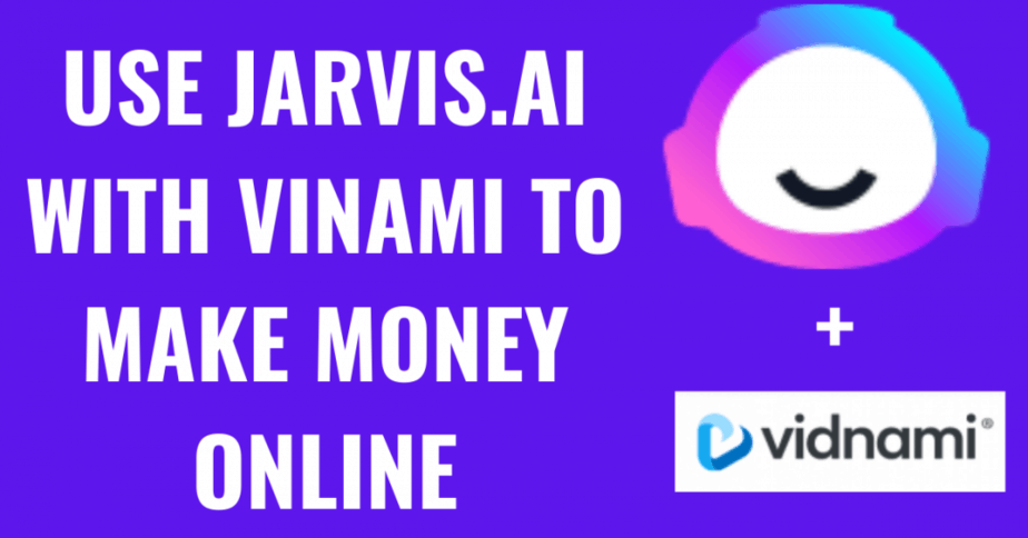 Jarvis.ai With Vinami