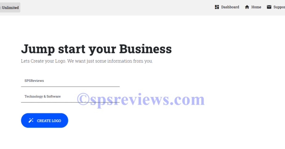 Design Beast Review - Give Your Company Name