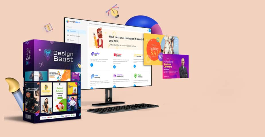 Design Beast Review - Magic object remover tool download your final image