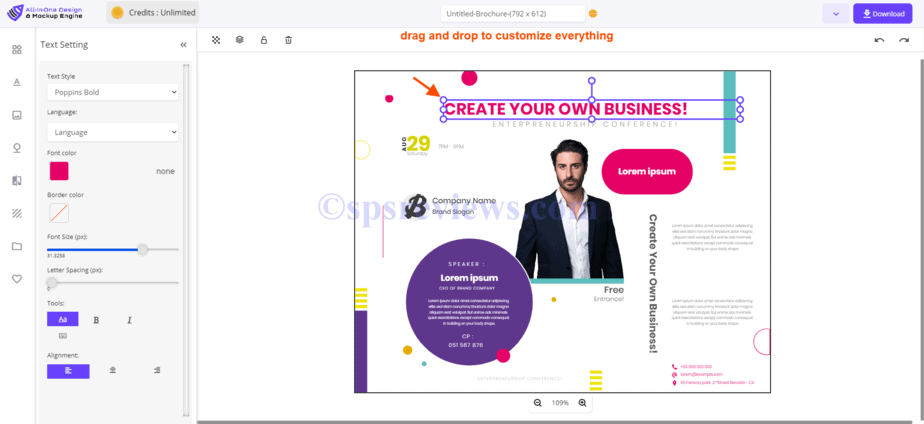 Design Beast Review - Customize and download your design