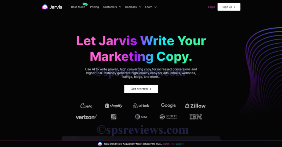 Jarvis.ai - The Best AI Copywriting Software
