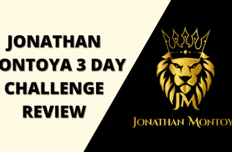 Jonotha Montoya 3 Day Challenge Review
