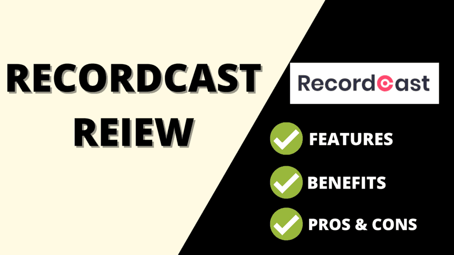 RecordCast Review