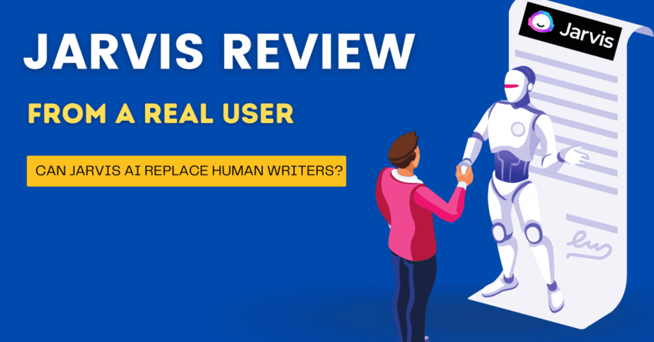 Jarvis AI Review - Can AI Replace Human Writers?