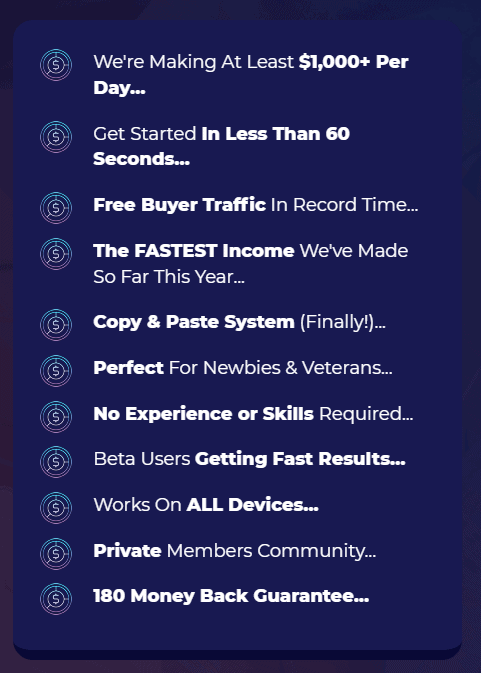 CASHED Review - Claims
