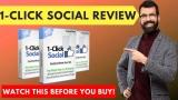 1 Click Social Review (~Ankur Shukla) & Special Bonus
