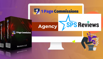 1 Page Commissions Review – What I Like & Don't Like? A Honest Review