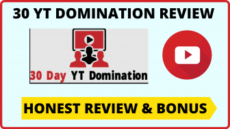 30 Day YT Domination Review – 30 Day YouTube Challenge Course