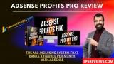 AdSense Profits PRO Review + Best Bonus & OTO Details