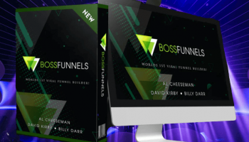 BossFunnels Review + (BEST BONUS) + OTO/Upsell Details & Pricing