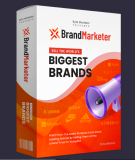 Brand Marketer Review + Demo + (BEST Bonus) + OTO/Upsell Info