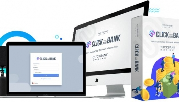 Click and Bank Review + BEST Bonuses + OTO Details & Pricing