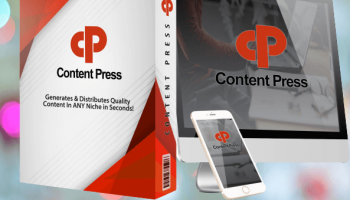 ContentPress Review – Demo + Price + Best Bonus + Upgrade Info