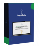 CopyMatic Review – Use AI to write proven, high converting copy