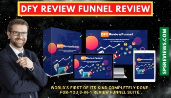 DFY Review Funnel Review + Good & Bad + My Opinion