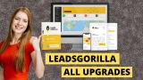 LeadsGorilla Upgrade Details – Upgrade 1, 2, 3, 4 – All 4 Upgrade Links Here >>