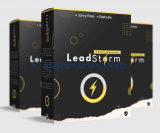 LeadStorm Review – 3 Click Technology To Capture Leads & Generate Sales