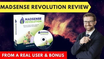 Madsense Revolution Review [~ALERT] My Honest Report