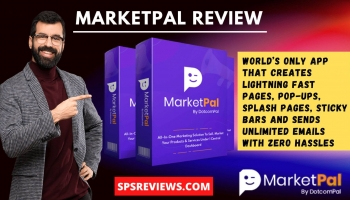 MarketPal Review + Best Bonus + OTO Info + Discount