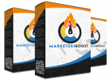Marketers Boost Review + Demo + (Best Bonus) + Personal Thoughts