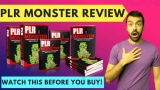 PLR Monster Review [~STOP] Try This Instead | PLR Monster Alternative