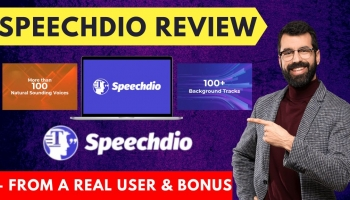 Speechdio Review – From a Real User With Useful Bonuses