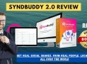SyndBuddy 2.0 Review + Full Demo + (Best Bonus) & Upgrades